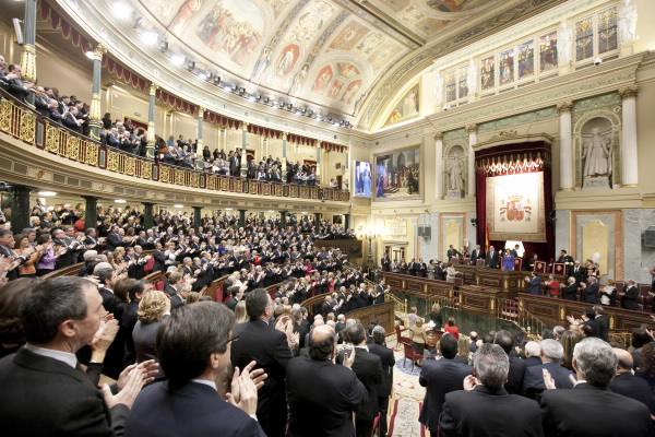 parlamento espanol