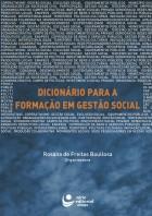 E-book BOULLOSA (Org) 2014 Dicionário para a formação em gestão social