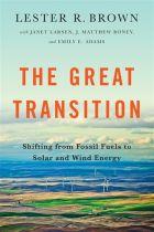 Lester Brown - Mudanças para energia sustentável - junho - 2015, 1p.