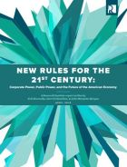 Roosevelt Institute – New Rules for the 21st Century – 2019 – 77p.