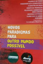 Ivo Lesbaupin, Mauri Cruz (Orgs) - Novos Paradigmas para Outro Mundo Possível - Usina Editora-Abong - São Paulo, 2019