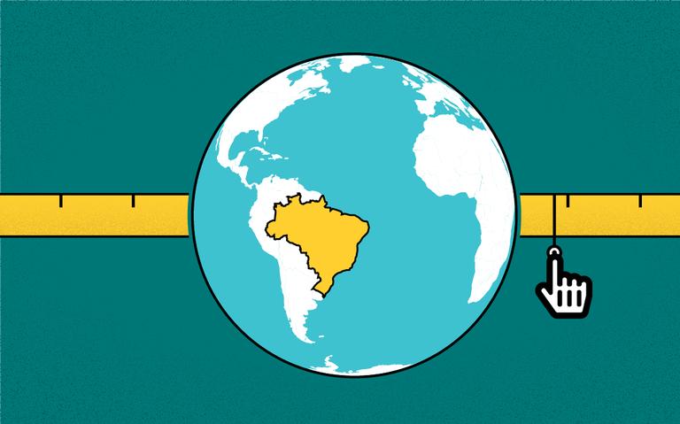 Como o Brasil se compara ao resto do mundo nestes 10 indicadores