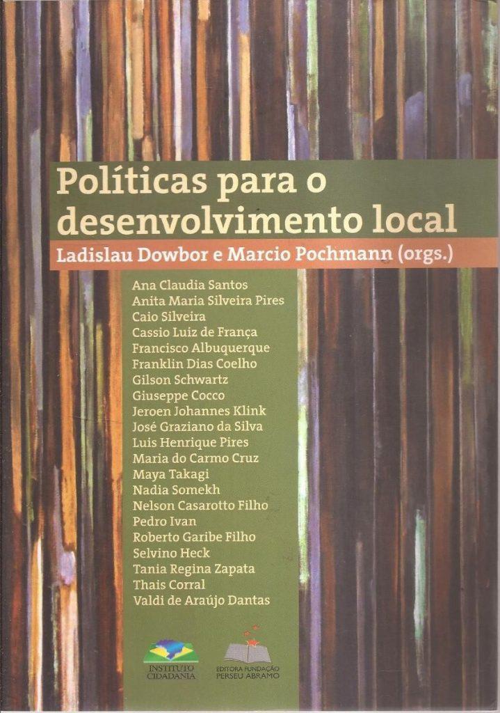 livro politicas para o desenvolvimento local D NQ NP 464221 MLB20738112462 052016 F