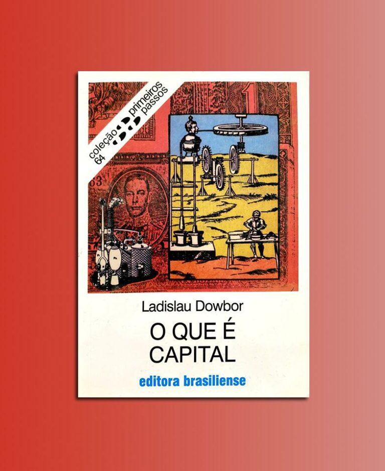 livro oqueecapital