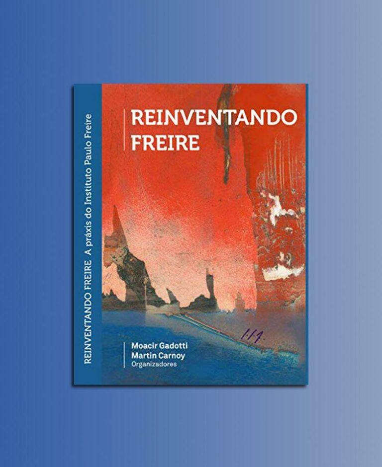 livro reinventandofreire