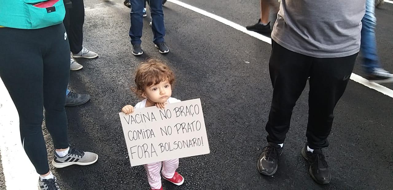 garotinha paulista